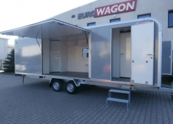 Mobile trailer 49 - accommodation