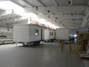 Production hall