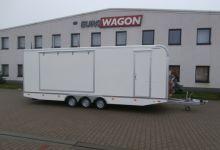 Mobile Wagen 08 - Ausstellungsanhänger