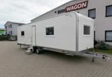 Mobile trailer 10 - accommodation