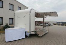 Mobile Wagen 14 - Ausstellungsanhänger