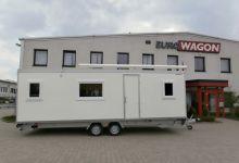 Mobile Wagen 04 - Wohnung