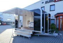 Mobile Wagen 06 - Ausstellungsanhänger