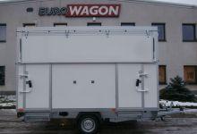 Mobile Wagen 31-Toiletten