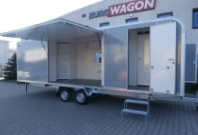 Mobile trailer 49-accommodation