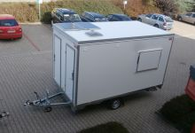 Mobile trailer 50-office