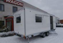 Mobile trailer 54-office