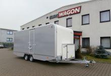 Mobile trailer 17 - accommodation