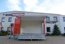 Mobile Wagen 16 - Ausstellungsanhänger