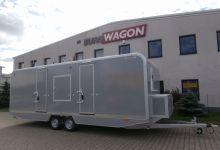 Mobile Wagen 21-Schulungsraum