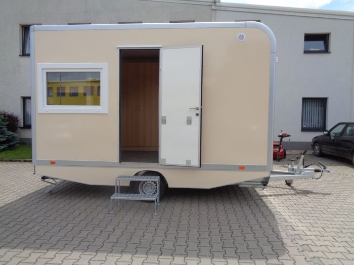Mobile trailer 87 - accommodation, Mobile trailers, References, 6688.jpg