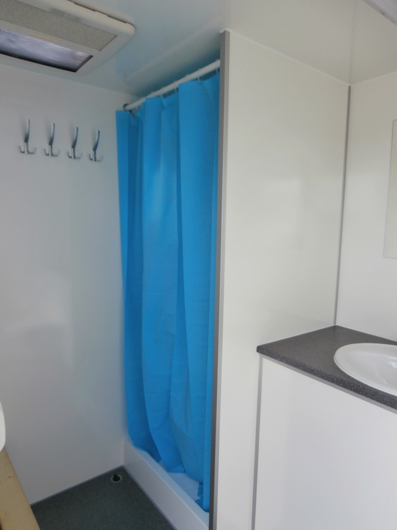 Type 17 - 24, Mobile bathrooms - Eurowagon